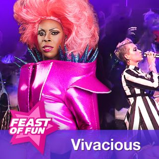FOF #2490 - Vivacious Tears it Up with Katy Perry on SNL
