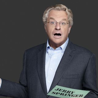 Jerry Springer/The Domenick Nati Radio Show