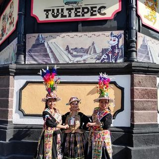 México a través de la danza. Entrevista con el Lic. Mauricio Solano Director de México Folklorico
