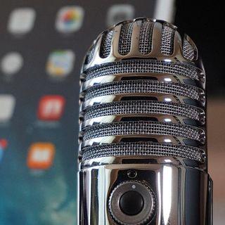 Un mese di podcasting: un bilancio e alcuni propositi per il futuro