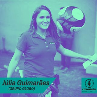 #08 - EU AMO CONTAR HISTÓRIAS feat. Júlia Guimarães (Grupo Globo)