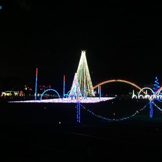 Winterfest in Sevierville, Tennessee