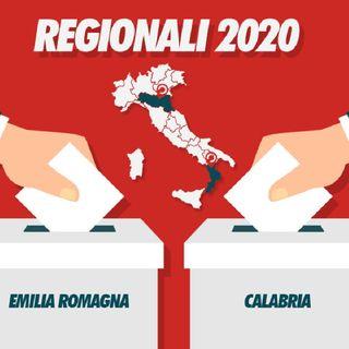 ELECTIONS REGIONALES : Calabria et Emilia Romagna