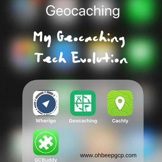 My Geocaching Tech Evolution - OBGCP104