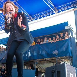 Brandi Carlile Live In Concert Newport Folk 2018 on NPR's All Songs Considered Live