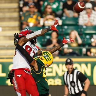 CFL Weekly Pick'em Show Week 14 W/CFL Legend Robert Drummond