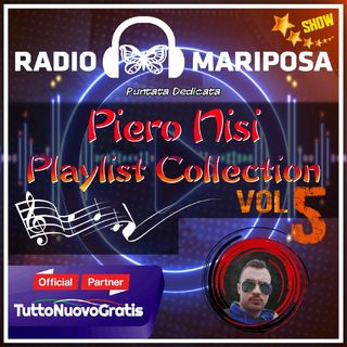 Piero Nisi Playlist Collection Vol. 5
