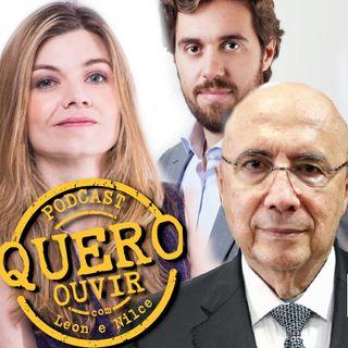 COMO EVITAR QUE A COVID19 DESTRUA A ECONOMIA? - Entrevista com Henrique Meirelles