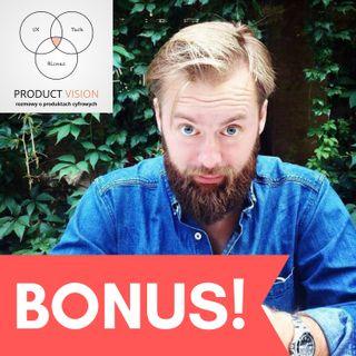 PV06 Bonus: Priorytetyzacja a kultura organizacji  - Marcin Zaremba (Synerise)
