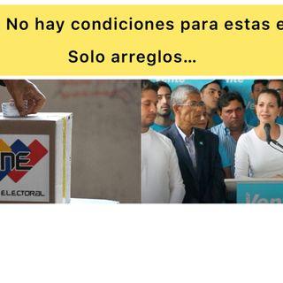 No hay condiciones solo arreglos Así amanece Venezuela martes #5Oct 2021
