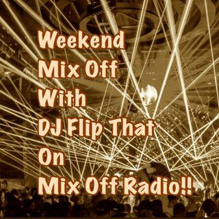 WeekEnd Mix Off 1/8/21 (Live DJ Mix)