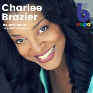 Charlee Brazier at The Best You EXPO