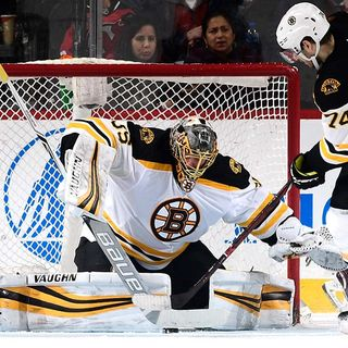 Whether Tuukka Rask Or Anton Khudobin, Bruins Are Thriving In Net