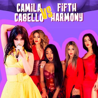 Camila Cabello Vs Fifth Harmony: Shades y mucho pleito