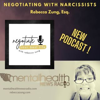 Negotiating with Narcissists with Rebecca Zung, Esq.