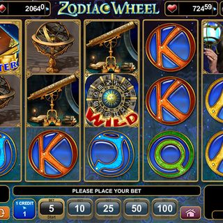 ♋ Zodiac Wheel ♋ Slot Online