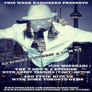 095 THE T. DOT X 2 EPISODE - T Dot Dutch