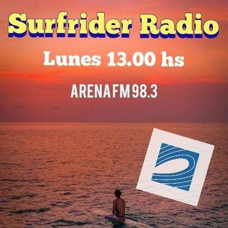 Surfrider Radio Programa 98 del 5to ciclo (26 de Octubre)