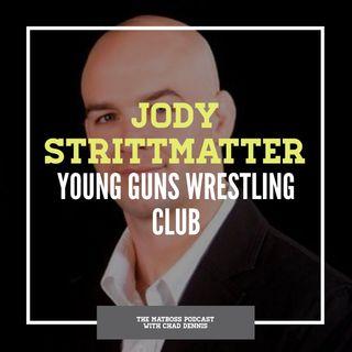 Young Guns coach Jody Strittmatter