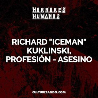 "Richard ""Iceman"" Kuklinski, Profesión - Asesino • Crimen y Terror • Culturizando"