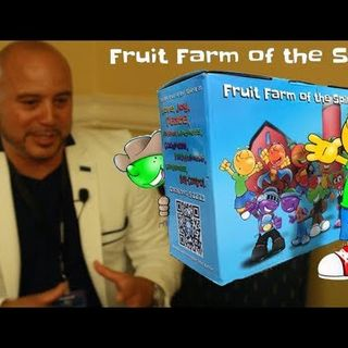 Growing the Fruit Farm of the Spirit! Pastor Marcos Diaz on the Hangin With Web Show