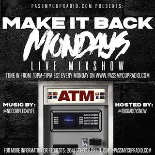 Make It Back Monday Slidin Bih @Nocomplex4lyfe