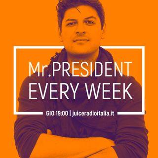 Mr.President EveryWeek