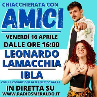 Leonardo Lamacchia e Ibla | Intervista