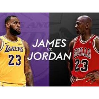 Jordan vs. LeBron: Who's the GOAT?