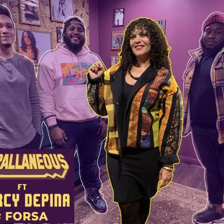 Rapallaneous Interviews 6 (Featuring Marcy Depina)