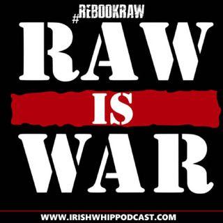 #TIWMafia Rebooks RAW!