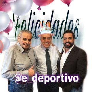 Llegamos al viernes felicitando a todos los Joses y a los carpinteros  en Espacio Deportivo de la Tarde 19 de Marzo 2021