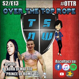 Over The Top Rope S2E13 - COUNTRY COLLISION