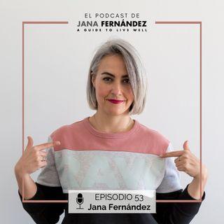 Que esta crisis nos sirva de algo, con de Jana Fernández
