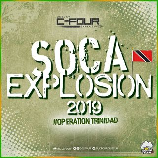 SOCA EXPLOSION 2019 #OperationTrinidad PT1
