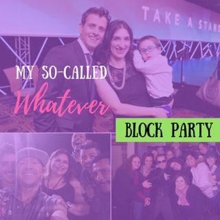 NKOTB Block Party #5 - New Kids on the Block Fan Stories: Jerusha's & Foster meet Joey McIntyre / Nerissa's New Kids on the Block Fan Story