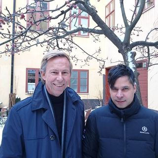 Anders Kompass – första intervjun efter FN-skandalen