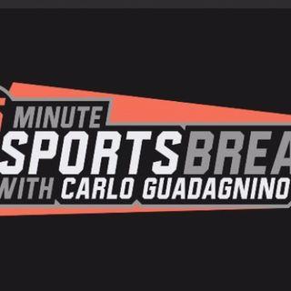 15 Minute Sports Break with Carlo Guadagnino EP.2
