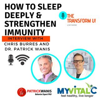 The Three Keys to Help You Sleep Deeply - and Strengthen Your Immunity
