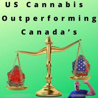US Cannabis Companies Outperform Canada's