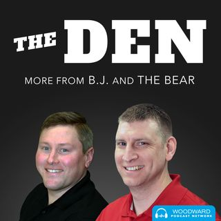 "Packers talk with Jared Abbrederis (Former Badger and Packer WR) – ""B.J. and The Bear"" – 10/31/18"