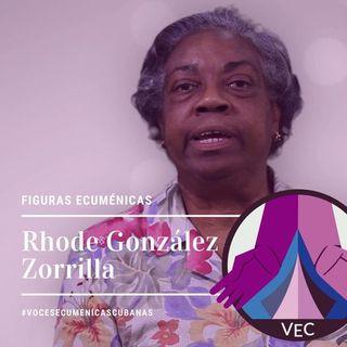 Figuras ecuménicas: Rhode González