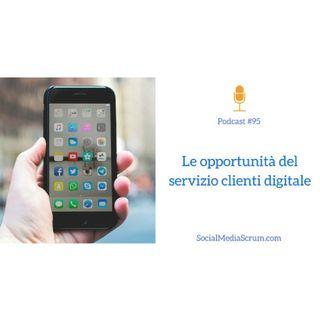 #95 Social e App: nuova linfa per il call centre