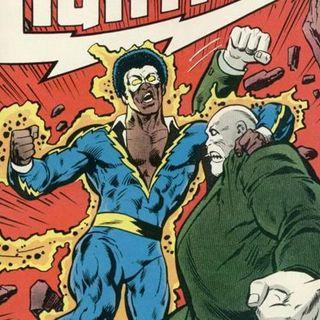 "Source Material #145 - ""Black Lightning"" (DC) (1977)"