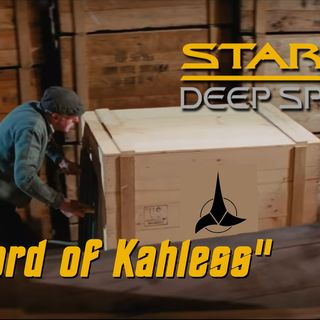 "Season 5, Episode 10 ""The Sword of Kahless"" (DS9) with GooeyFame"