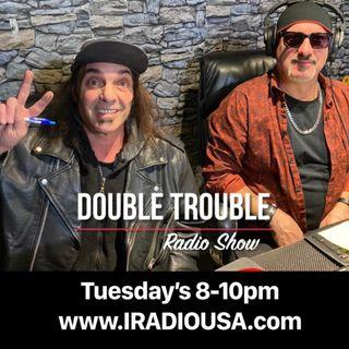 DOUBLE TROUBLE RADIO SHOW 031621
