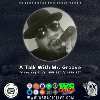 The Moody Without Music Stream S2 EP1 - Mr Groove