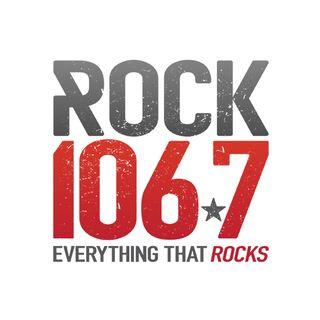 Rock 106.7 (KAAZ-FM)