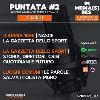 #2   La Gazzetta dello Sport: nascita, evoluzione e tendenze   Luoghi comuni: parole salvatitolista pigro