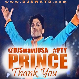ALL #PRINCE mix by @DJSwaydUSA